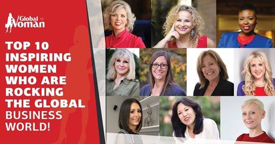 Top 10 Inspiring Women